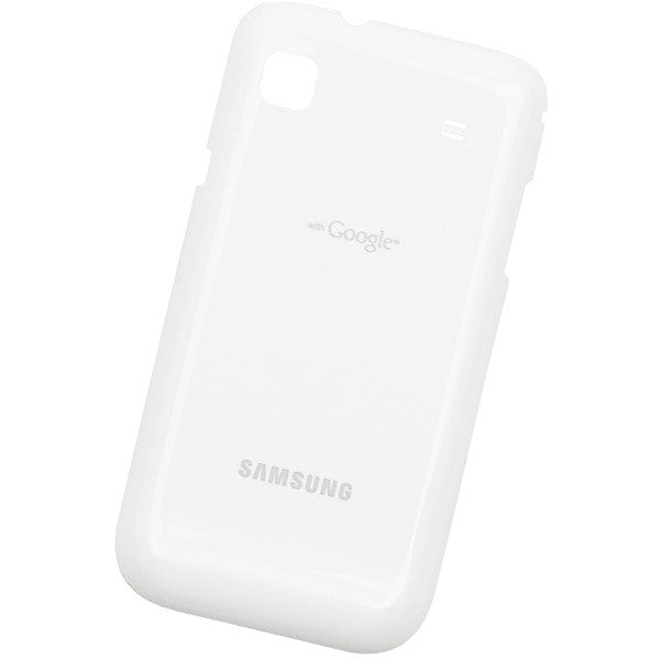 Samsung i9000 Galaxy S Battery Cover White, Battery Cover - Itstek