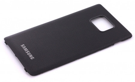 Samsung i9100 Galaxy S2 Battery Cover Black Grade A, Battery Cover - Itstek