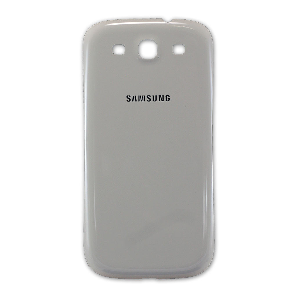 Samsung i9300 Galaxy S3 Battery Cover White, Battery Cover - Itstek