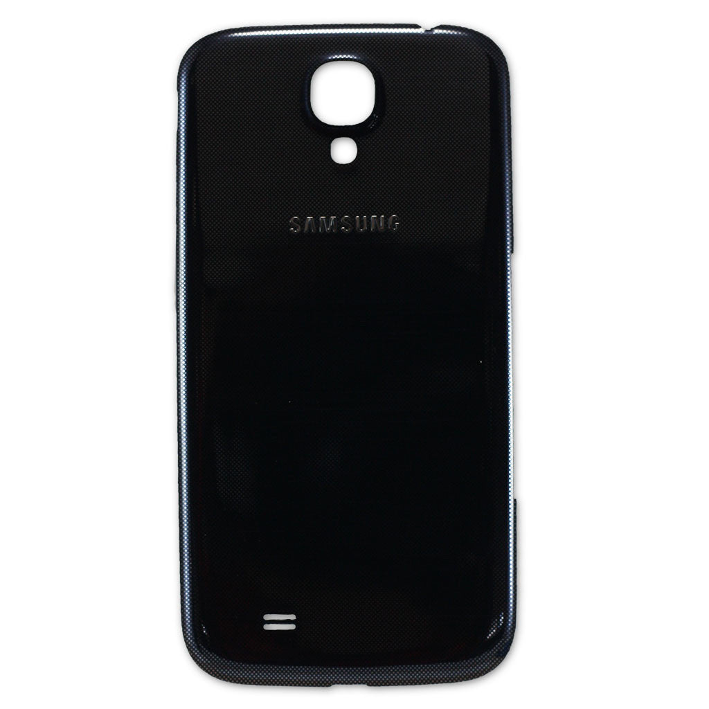 Samsung i9505/i9500 Galaxy S4 Battery Cover Black, Battery Cover - Itstek