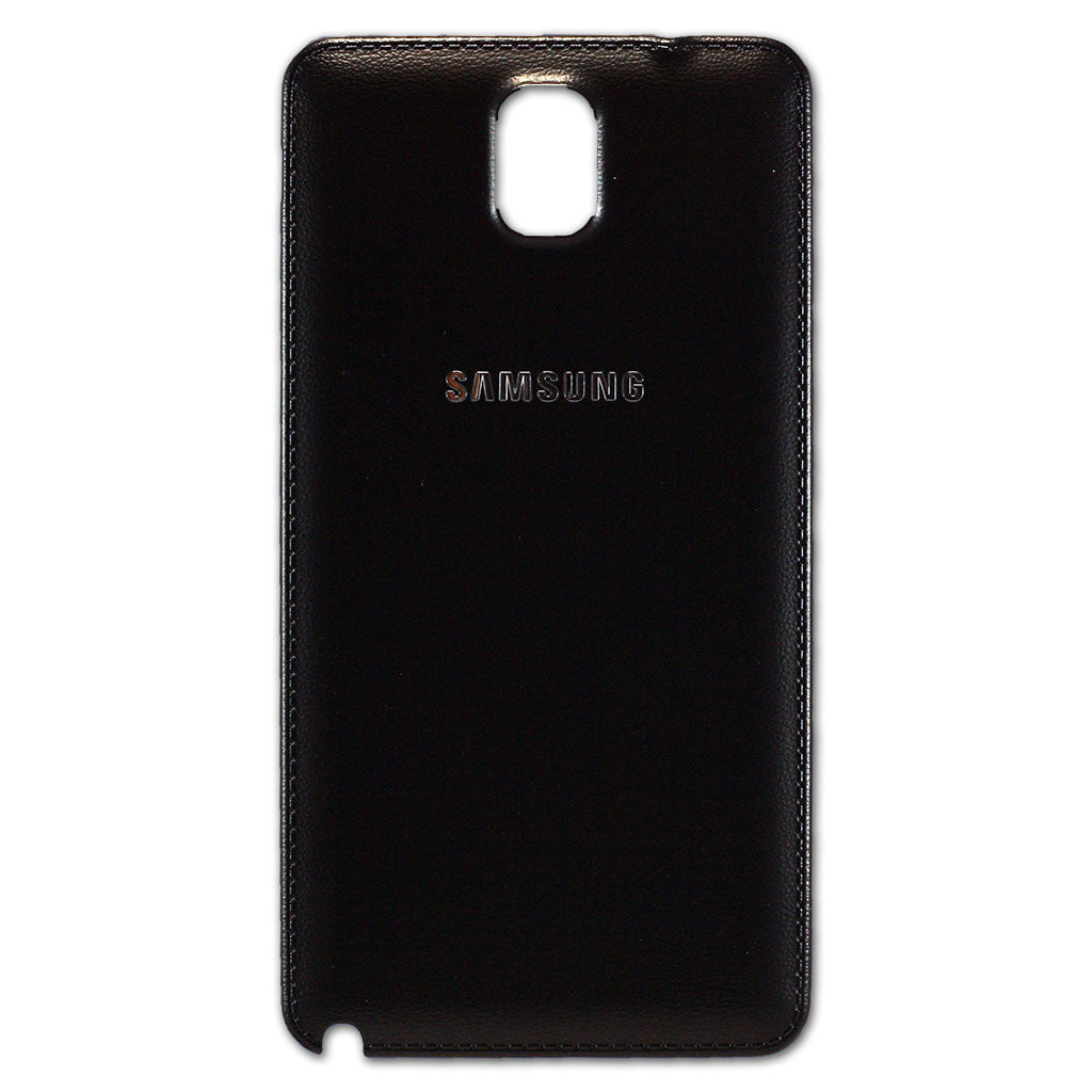 Samsung N9005 Galaxy Note 3 Battery Cover Black, Battery Cover - Itstek