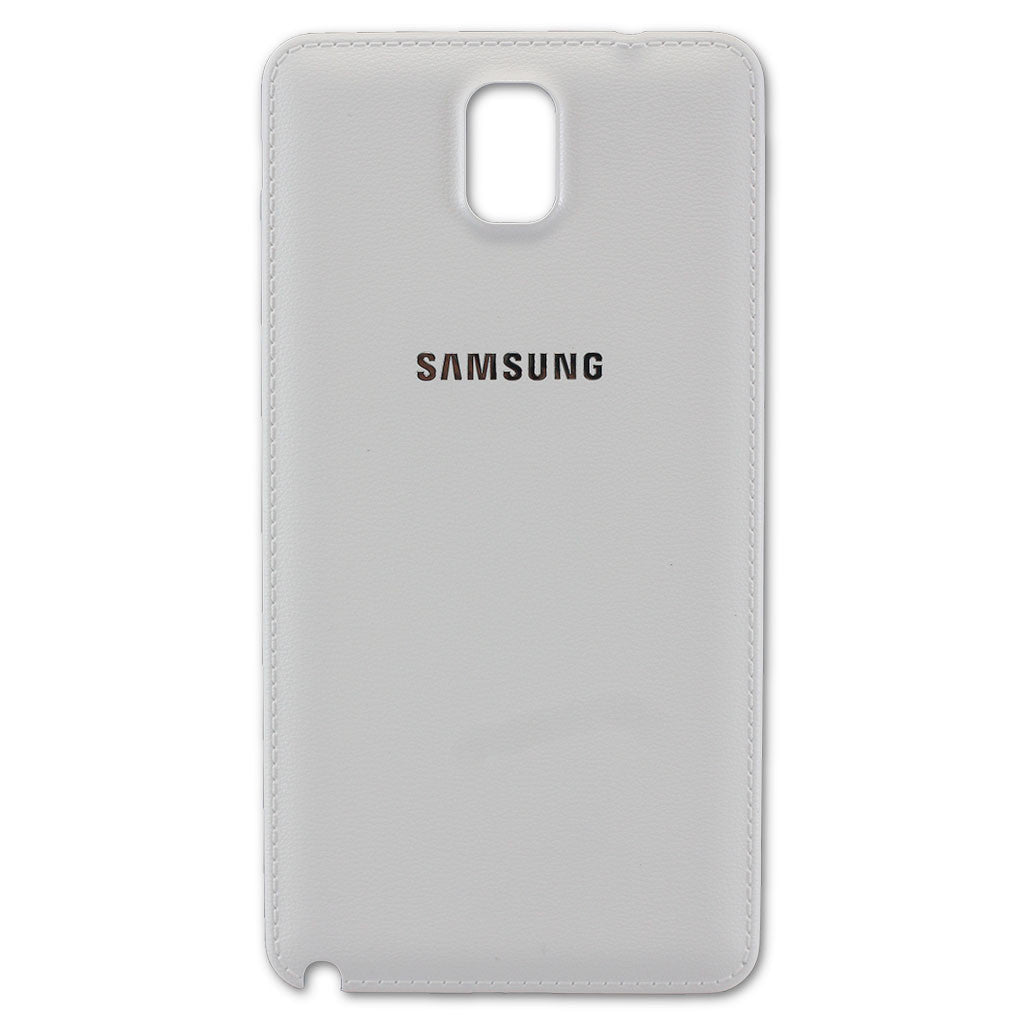 Samsung N9005 Galaxy Note 3 Battery Cover White, Battery Cover - Itstek