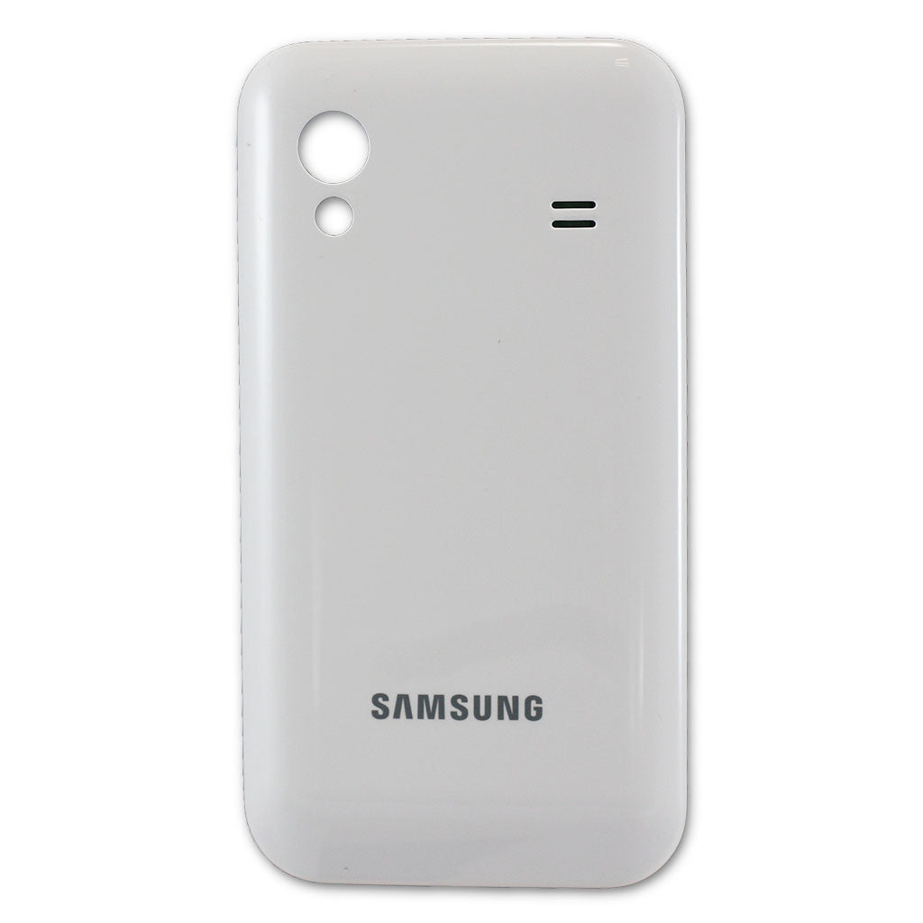 Samsung S5830 Galaxy Ace Battery Cover Pure White, Battery Cover - Itstek