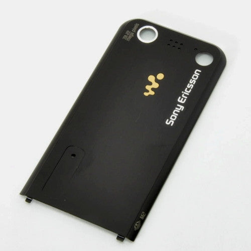 Sony Ericsson W890i Battery Cover / Espresso Black Colour, Battery Cover - Itstek