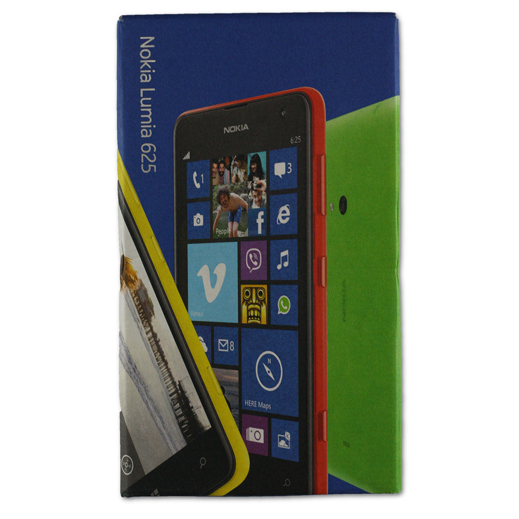 Nokia Lumia 625 Box with Accessories + Insert and Manual, Other Accessory - Itstek