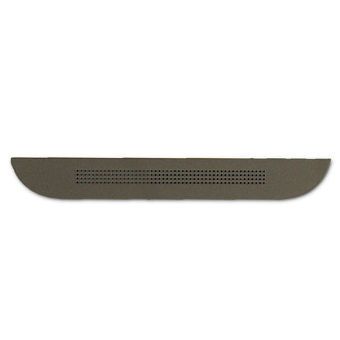 HTC One M8 Grey Lower Deco Plate - 74H02635-01M, Cover - Itstek