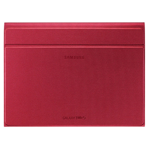 Samsung Galaxy Tab S 10.5 Book Cover - Red, Skin - Itstek