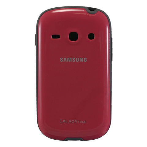 Samsung Galaxy Fame Protective Cover / Fame Pink, Skin - Itstek