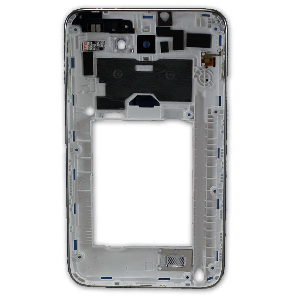 Samsung N7000 Galaxy Note Assy Case-Rear White, Chassis - Itstek