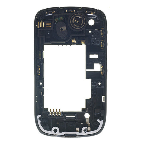 Blackberry 8520 Curve Complete Housing - Black, Complete Housing - Itstek