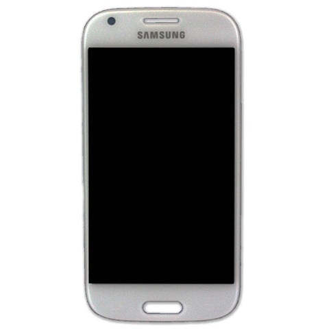 Samsung G537FZ Galaxy Ace 4 LCD + Touch Assy White, LCD - Itstek