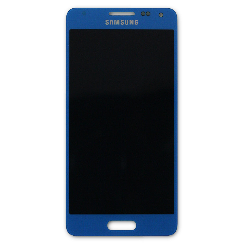 Samsung G850F Galaxy Alpha LCD + Touch - Blue, LCD - Itstek