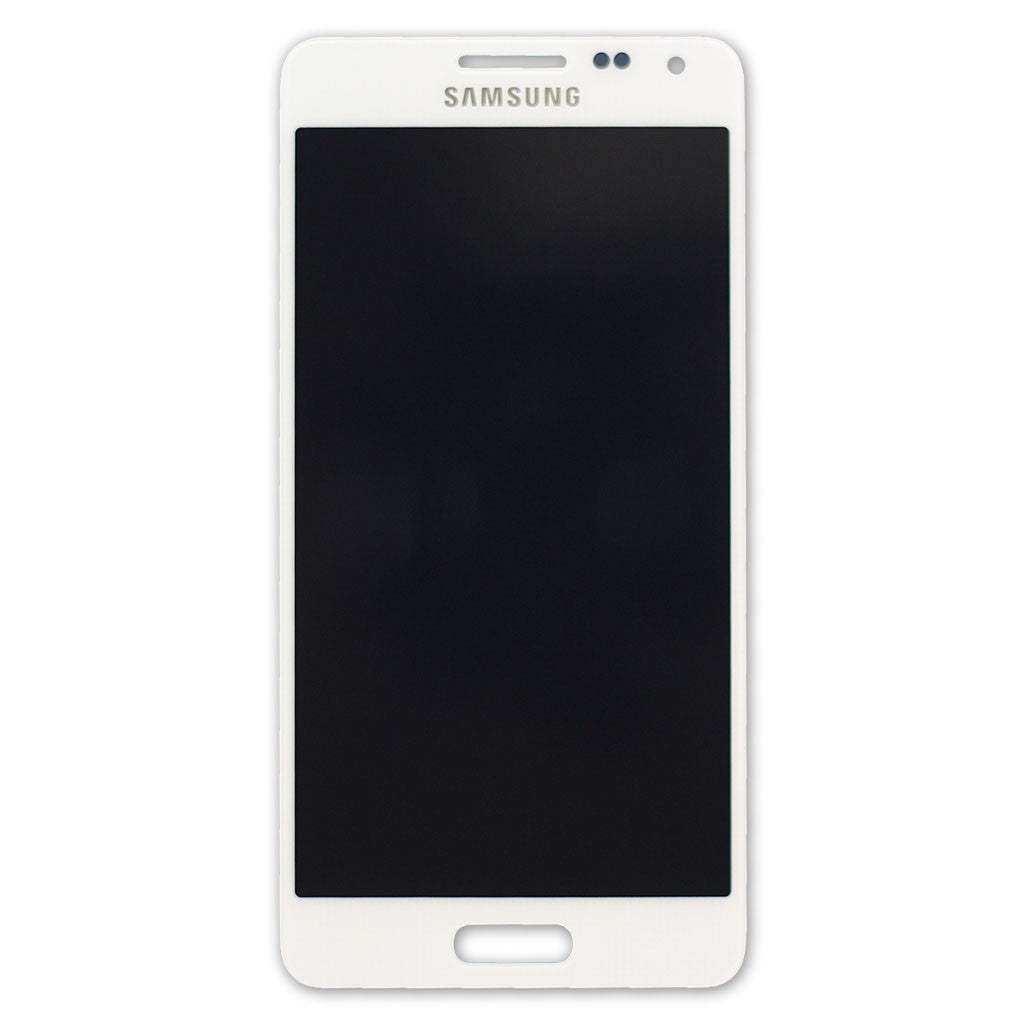 Samsung G850F Galaxy Alpha LCD + Touch - White, LCD - Itstek
