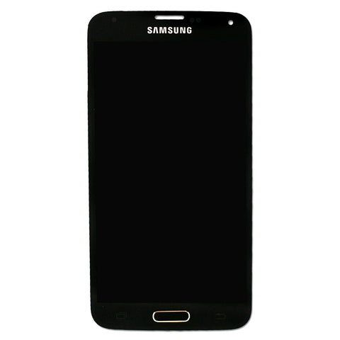 Samsung G900F Galaxy S5 LTE LCD + Touch Assy Black, LCD - Itstek
