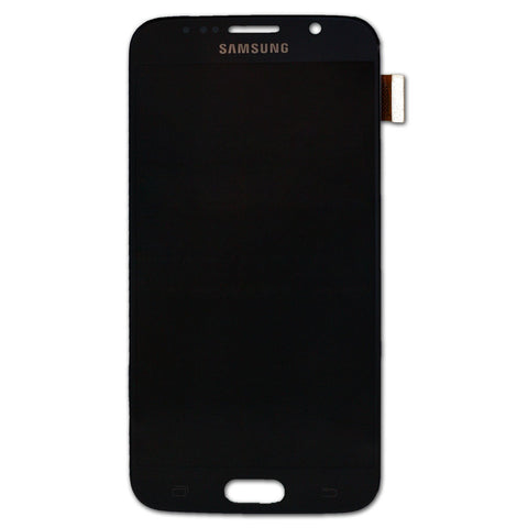 Samsung G920 Galaxy S6 LCD + Touch Assy Black, LCD - Itstek
