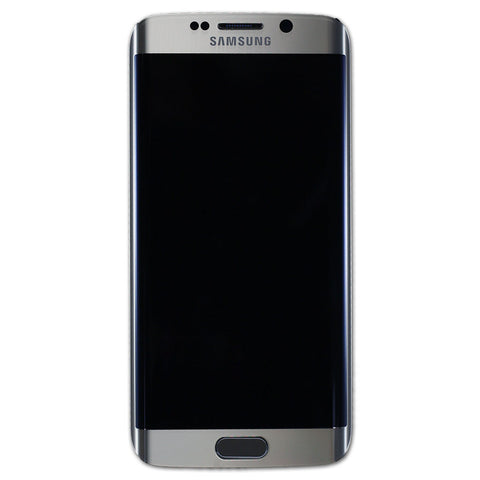Samsung G925 Galaxy S6 EDGE LCD & Touch with Parts Gold, LCD - Itstek