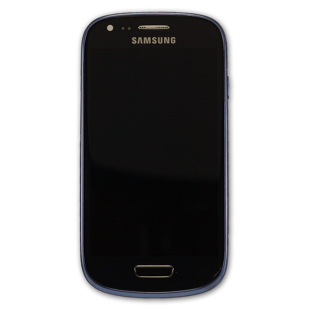 Samsung i8190 Galaxy S3 Mini LCD + Touch Complete Blue, LCD - Itstek