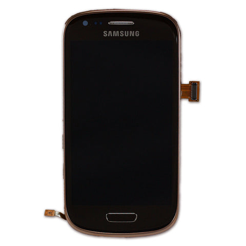 Samsung i8190 Galaxy S3 Mini LCD + Touch Complete Brown, LCD - Itstek