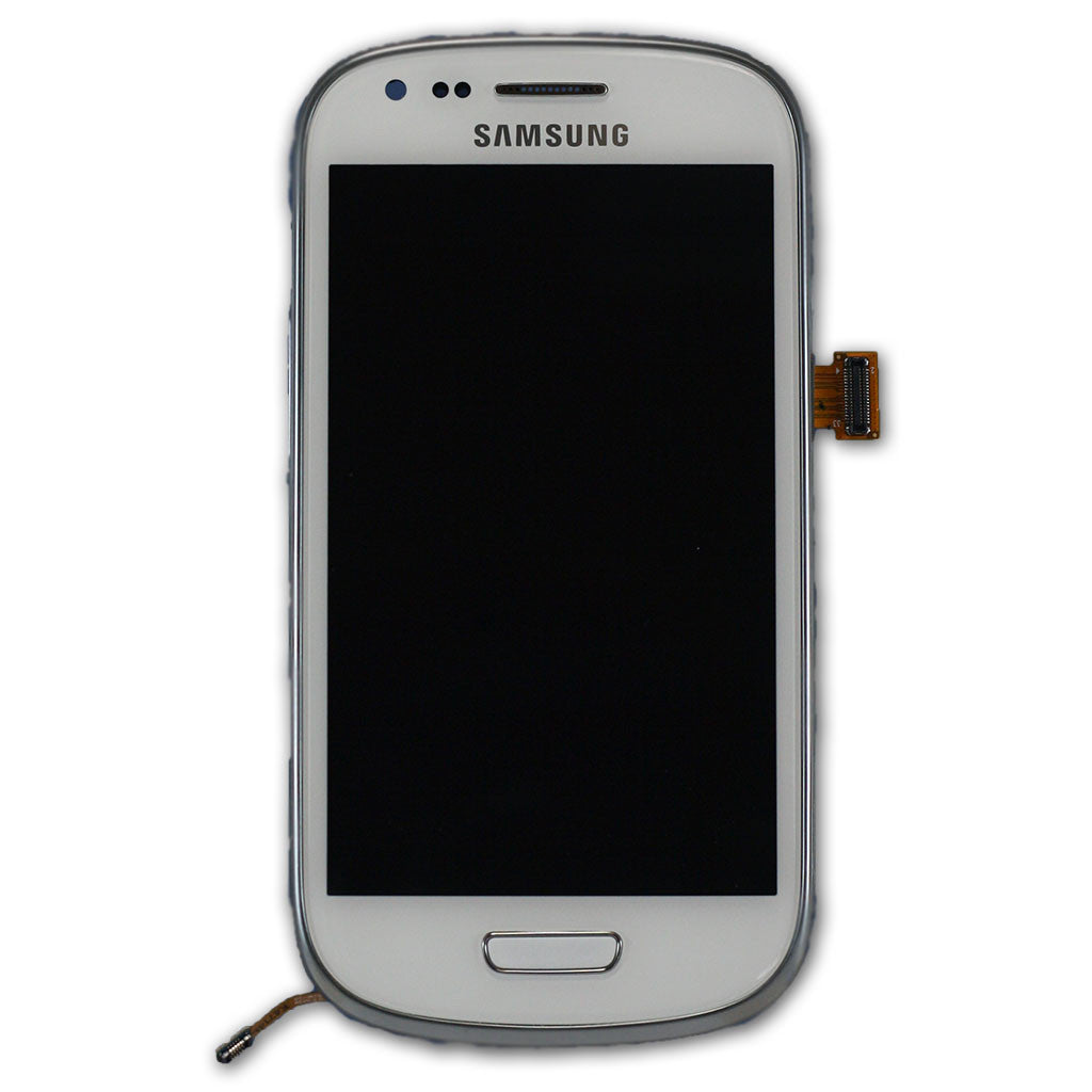 Samsung i8190 Galaxy S3 Mini LCD + Touch Complete White, LCD - Itstek
