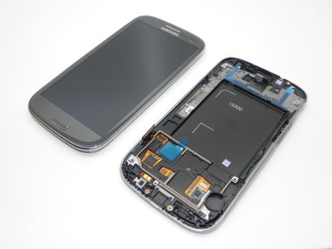 Samsung i9300 Galaxy S3 LCD + Touch Assy Black, LCD - Itstek