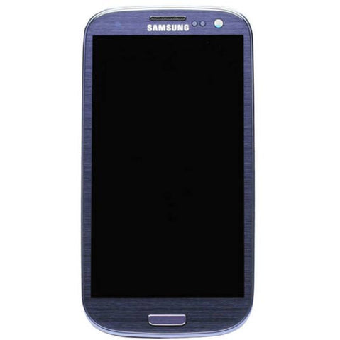 Samsung i9300 Galaxy S3 LCD + Touch Assy Blue, LCD - Itstek