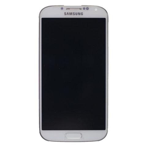 Samsung i9505 Galaxy S4 LTE LCD + Touch Assy White, LCD - Itstek