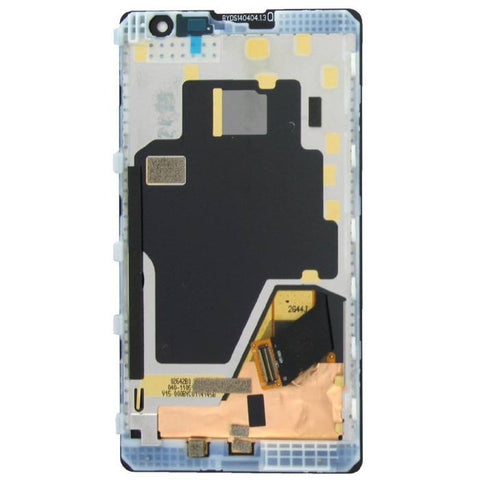 Nokia Lumia 1020 LCD + Touch Assy Black, LCD - Itstek