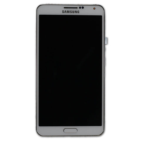 Samsung N9005 Note 3 LTE LCD + Touch Complete White, LCD - Itstek
