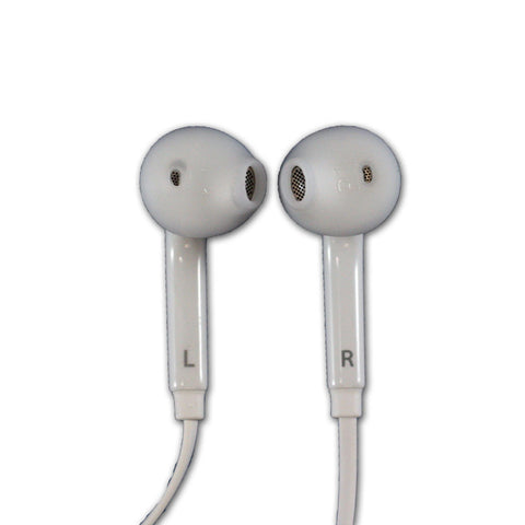 Samsung G920F S6 IN-Ear Fit PHF with Remote White, Headphone - Itstek