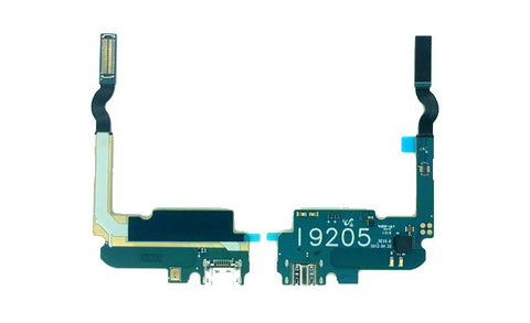 Samsung i9205 Galaxy Mega 6.3 Micro USB Connector with Flex, Flex Cable - Itstek
