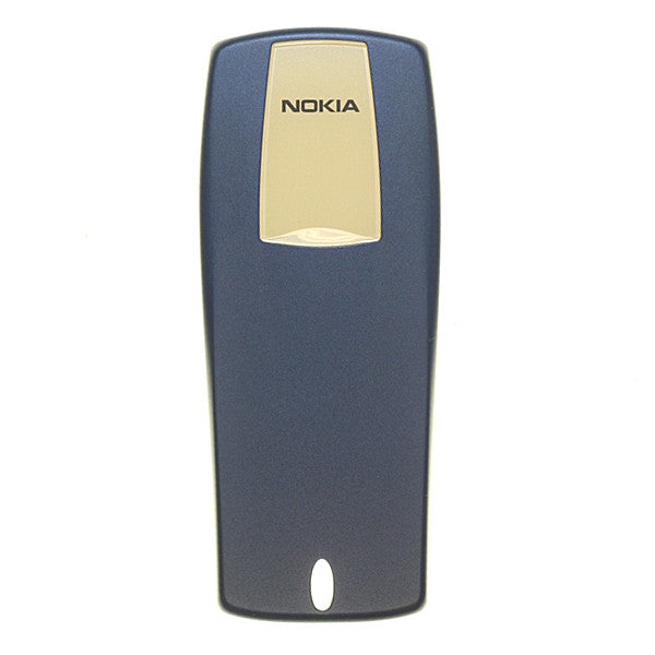 Nokia 6610 Battery Cover - Blue, Battery Cover - Itstek
