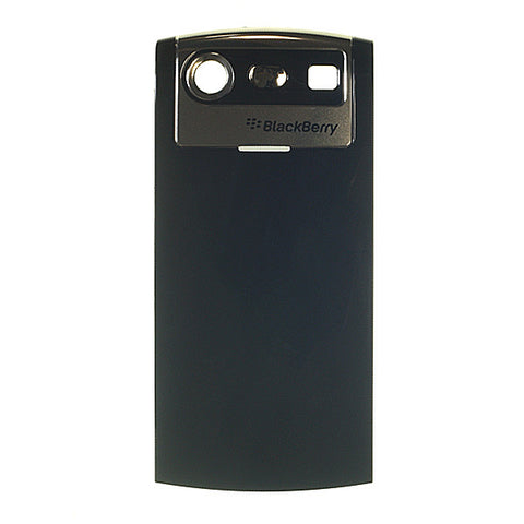 Blackberry 8110/8120 Battery Cover Black, Battery Cover - Itstek