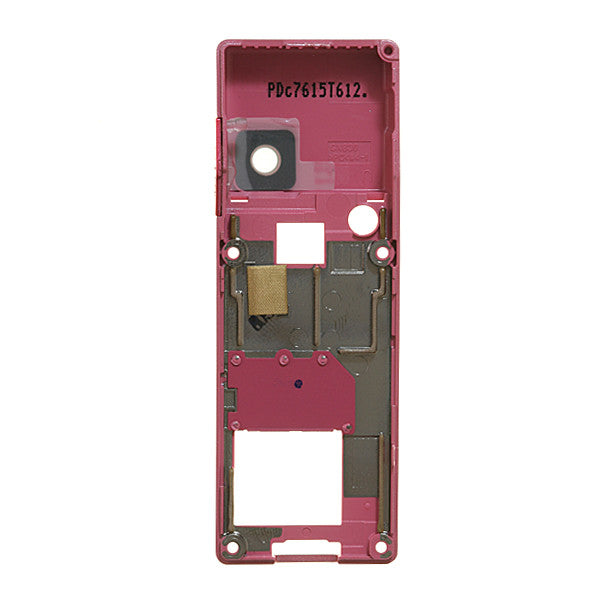 Samsung X830 Rear Housing Pink, Battery Cover - Itstek
