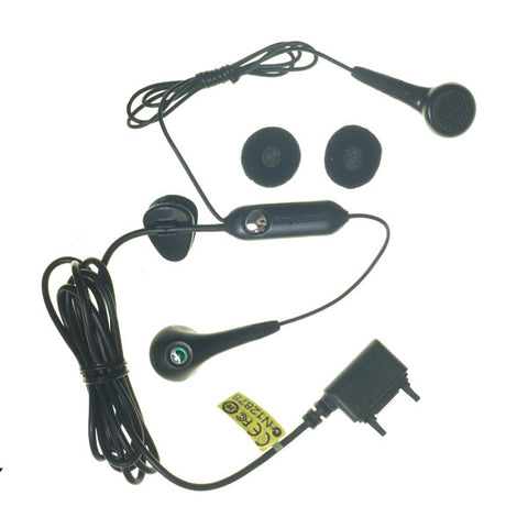 Sony Ericsson - Stereo Handsfree Black K850/W880 etc (bulk), Headphone - Itstek