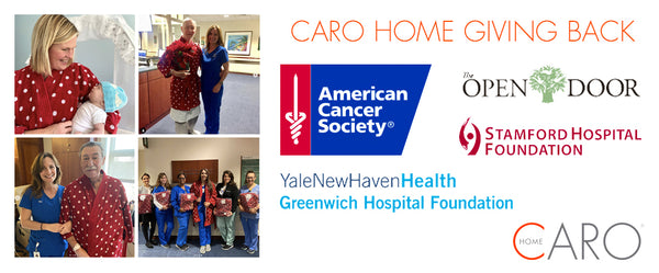 CARO HOME GIVING BACK