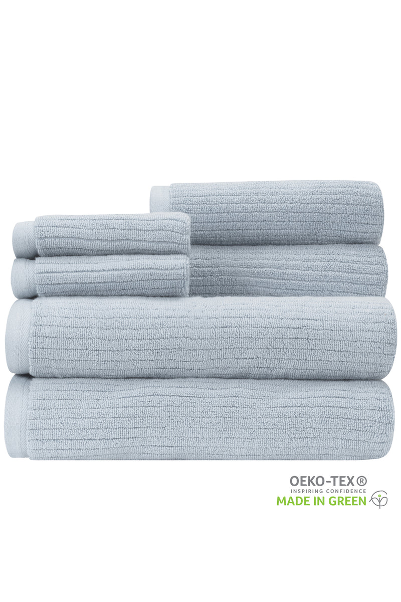 *NEW* EMPIRE QUICK DRY SUPER ABSORBENT OVERSIZED 6PC TOWEL SET