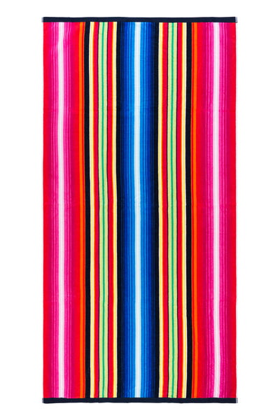 Ponchito Beach Towel