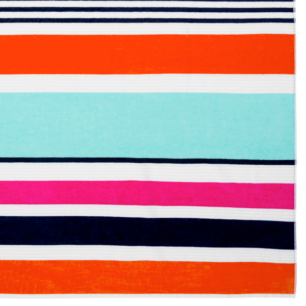 WOODROW - 100 % COTTON SUPER ABSORBENT BEACH TOWELS CLEARANCE