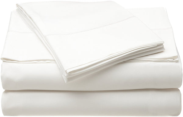 caro home bamboo sheets white