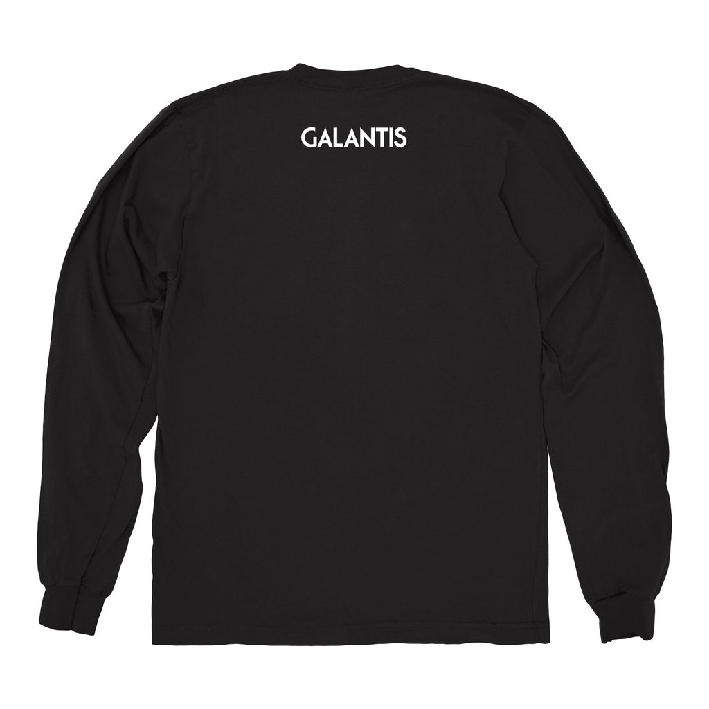 'Aviary' Cut & Sew Long Sleeve Tee - PREORDER