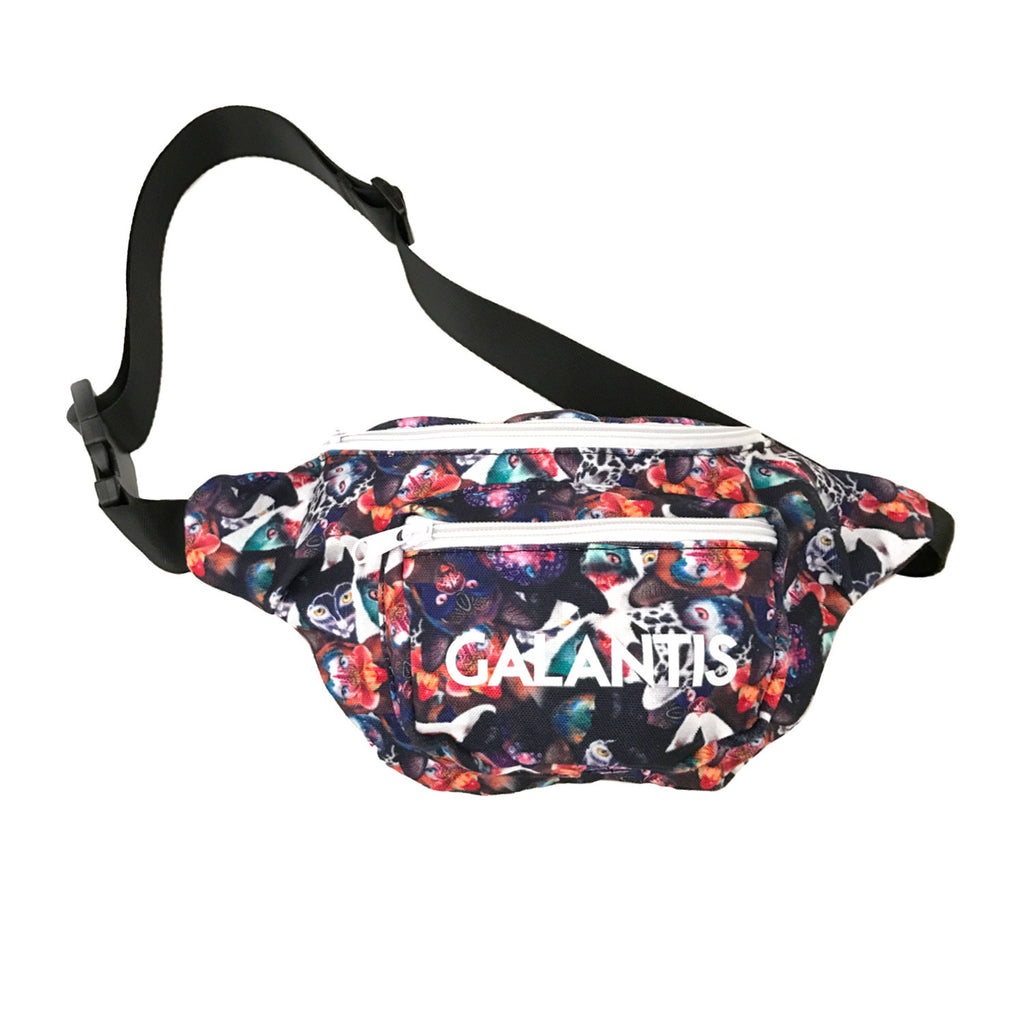 'Seafox' Festival Fanny Pack