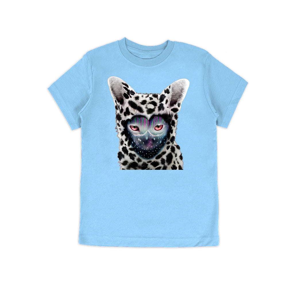 'Pharmacy' Toddler Tee - Light Blue