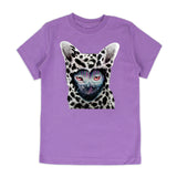 Galantis 'Pharmacy' Youth Tee - Violet