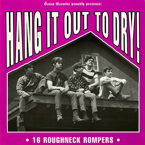 Hang It Out To Dry LP