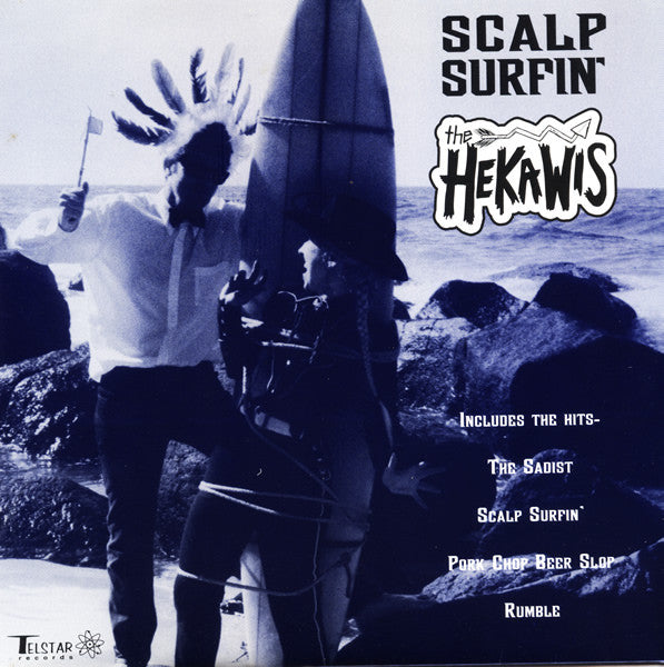 Scalp Surfin' 7""