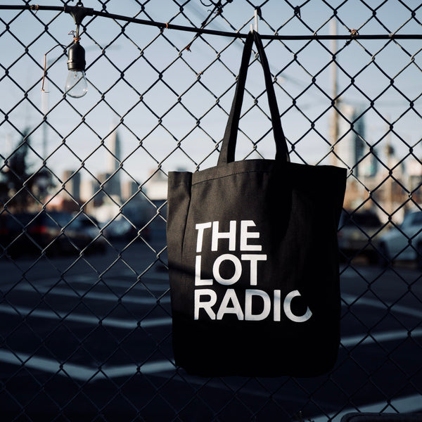 The Lot Radio Heavy Duty Tote