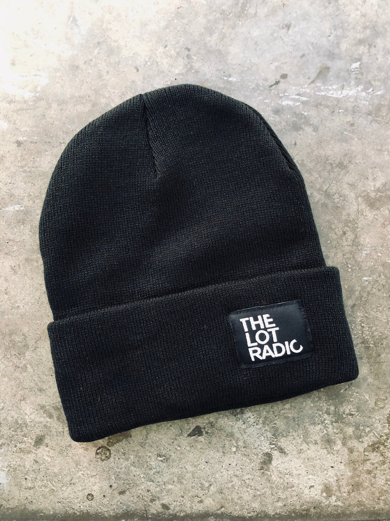 The Lot Radio Beanie (Black)