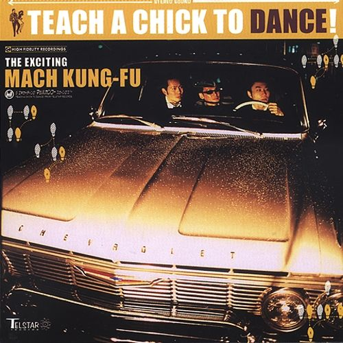 Teach A Chick To Dance CD