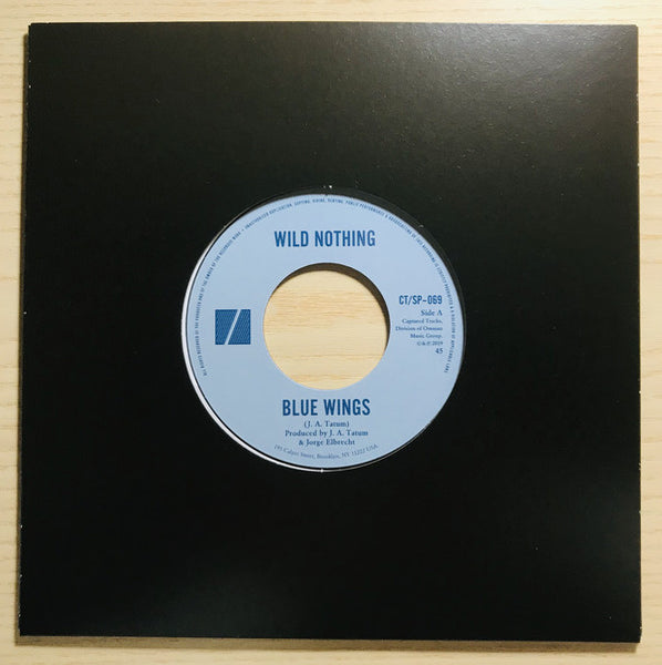 Blue Wings 7""
