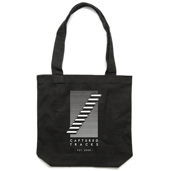 Captured Tracks 10th Anniversary Tote Bag